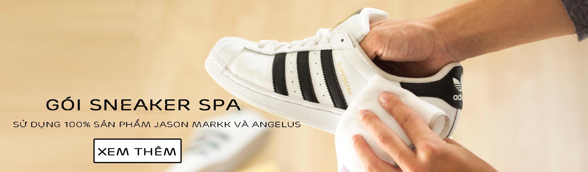 Gói Sneaker Spa