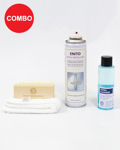 Take Care 2 Combo (1 Enito Nano Repellent 250ml + 1 Enito Total Cleaner Kit)