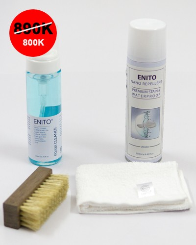 Take Care 3 Combo (1 Enito Nano Repellent 250ml + 1 Enito Foam Cleaner Kit)